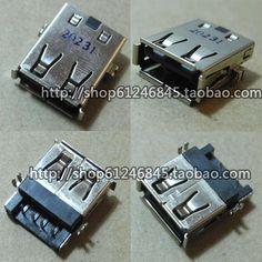 Free shipping New For ASUS N43 N43J N43JQ N43SL USB 2.0 USB interface