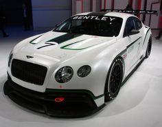 BENTLEY – CONTINENTAL GT3 RACE CAR.