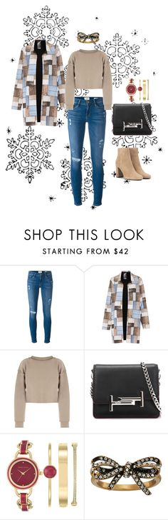"""""""love the colors"""" by whitesnakee ❤ liked on Polyvore featuring Frame, Norma Kamali, My Mum Made It, Tod's, Anne Klein, Marc Jacobs and Yves Saint Laurent"""