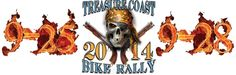 Rally Leather will be setting up at Johnny Zee's Restaurant and Tiki Bar for the Treasure Coast Bike Rally 2014. Come on out and have a great time. We will have killer prices on everything from Concealment vests for Men and Ladies to Saddle bags, gloves, T shirts and much much more. —