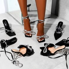 Fancy Shoes, Buy Shoes, Dressy Shoes, Hype Shoes, Strappy Heels, High Heels, Shoes Heels, Heels Outfits, Pumps