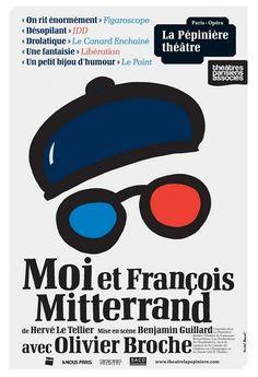 MOI et François MITTERRAND !!!