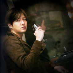 "Lee Min Ho ""Here"" photobook."