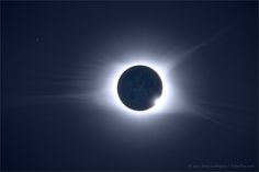 Corona, Earthshine, Regulus during the total solar eclipse.  http://www.astropix.com/2017_Total_Solar_Eclipse_01.html