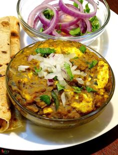 Dhaba style Egg Tadka Daal / Dim Torka - Spicy World Simple and Easy Recipes by Arpita Casserole Recipes, Pasta Recipes, Soup Recipes, Salad Recipes, Chicken Recipes, Indian Egg Curry Recipe, Egg Recipes Indian, Ethnic Recipes, Tandoori Roti