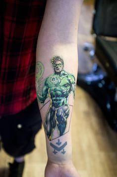 Tattoo by Callam Godley