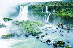 Iguazú falls, Argentina #travel