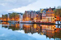 Ámsterdam, Holanda || Viatur.com/tours_por_europa.html