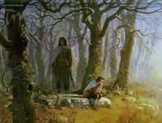 Boromir - Ted Nasmith