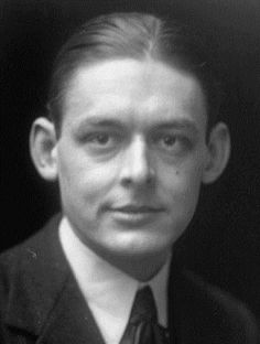 """The Lost Generation in 1920s Paris:   T S Eliot, poet. """"Sarah & Gerald,"""" a novel of Paris in the 1920s, by Christopher Geoffrey McPherson."""