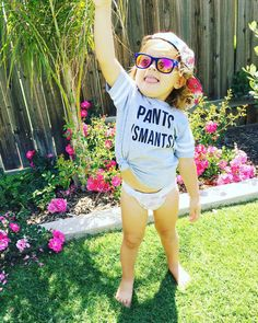 PANTS SMANTS football style tee. Funny kid shirts. No pants bodysuit, onesie or tshirt. Graphic tshirt. Toddler boy, toddler girl Shirts. Onesies run pretty true to Size, tee shirts run very wide and somewhat big