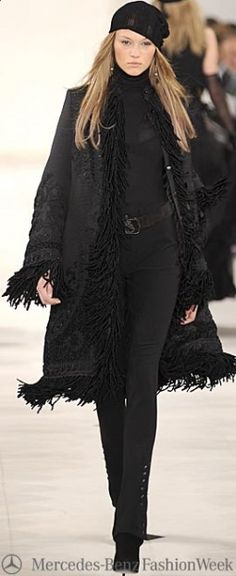 4540fc2f367e On my wish list - Coat - Ralph Lauren - Fall 2010 - Mercedes Benz Fashion  Week