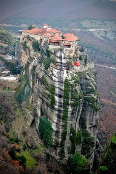 Varlaam Monastery, Meteora - Greece
