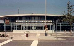 ISP ~Long Island Macarthur Airport (Formerly known as Islip Airport)~ Long Island/Ronkonkoma, NY