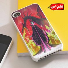 Maleficent Red Dragon  iPhone 4S case iPhone 5S case by RogohSukmo, $5.00