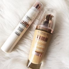 """""""Dewy Goodness ✨ Absolutely lovingggg the @lorealparisau Lumi Magique foundation right now! Seriously why did it take me so long to try it, highly…"""""""
