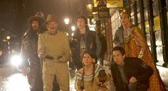 Una noche en el museo: el secreto de la tumba; una de las últimas películas que grabó Robin Williams, que se estrenará este año.