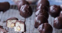 Σοκολατάκια με 3 υλικά
