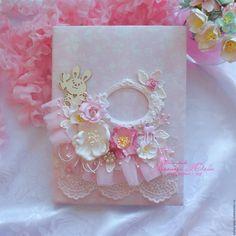 Купить Мамины заметки бэбибук для девочки принцессы - бледно-розовый, бэбибук, бэби-бук