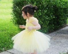 Belle Princess Tutu Dress -Infant. $30.00, via Etsy. Cute Halloween costume.