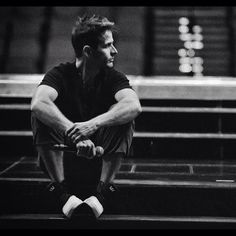 My fave pic of Joey McIntyre getting ready for #TheMainEventTour