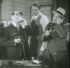"""GARY COOPER in """"Stolen Jools"""" (1931)"""