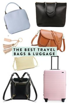 88a8e8b80c 17 Best Women s Luggage   Travel Bags images
