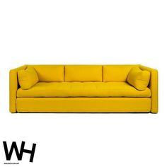 Hackney by WRONG FOR HAY : sofa, armchair and ottoman, classic pieces of design