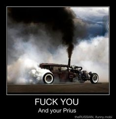 Hot Rod Diesel. Can you piss off environmentalists in a better way?
