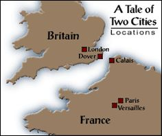 What is a good term paper topic on a tale of two cities?