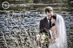 By the river at Silverstream retreat. New Zealand #wedding #photography. PaulMichaels of Wellington http://www.paulmichaels.co.nz/