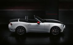 2017 Fiat Abarth Spider: Performance is In The Air | Nike