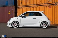 2013 fiat 500 abarth corsa stradale by zender italia media gallery. featuring 22 fiat 500 abarth corsa stradale by zender italia high-resolution (. Fiat 500c, Fiat Abarth, Driving Academy, Cars Characters, Ford, Sport Seats, Smart Car, Fender Flares, Performance Cars
