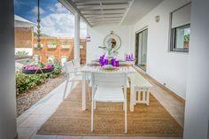 Arq. Luis Pedro Abreu | Exteriores | Outdoor | Garden | Suspended Flower Pots | Garden | Jardim | Cushions | Sun Lounger | Gazebo | Garden Dining Sets | Garden Decking