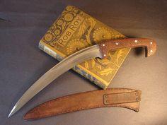 Fairbairn Cobra fighting knife