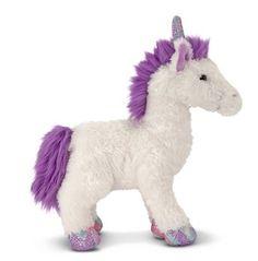 Amazon.com: Melissa & Doug Misty Unicorn: Toys & Games