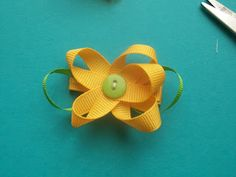 Jengerbread Creations: Flower Hairclip Tutorial