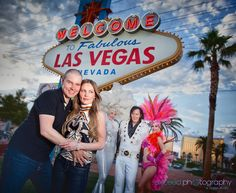 Las Vegas Event and Wedding Photographer - Exceed Photography - Proffesional Portraits on location- Las Vegas Strip, showgirls and Elvis