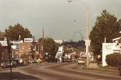 Southwest Avenue looking northeast from Edwards. | collections.mohistory.org (I saw this view daily for nearly 20 years...)