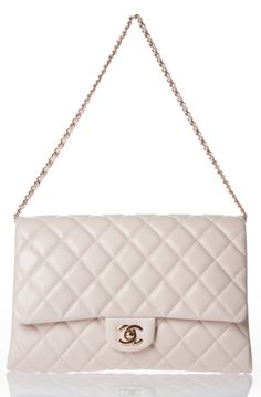 Save up to on new & preowned Louis Vuitton, Chanel, Michael Kors & more with Tradesy. Sell what's in your closet today to buy what you want to wear tomorrow. Mk Handbags, Chanel Handbags, Chanel Bags, Chanel Fashion, Fashion Bags, Chanel Shoulder Bag, Purses And Bags, Lv Bags, Beautiful Bags