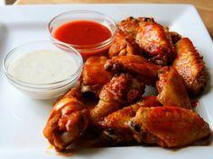 Beer-Brined Buffalo Wings