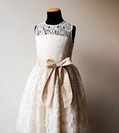 Hey, I found this really awesome Etsy listing at https://www.etsy.com/listing/194902499/flower-girl-dresslace-flower-girl