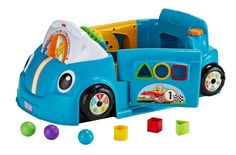 Car Blue Crawl Around Smart Learn Stages Laugh Fisher Price Toy Baby Toddler New #FisherPrice #SmartStagesCarBlue