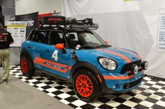 MINI Countryman (2013 SEMA Show) #mini