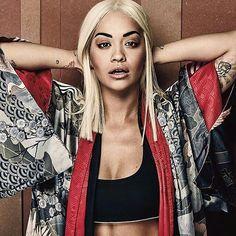 Rita Ora proudly unveils her new Adidas Originals collection