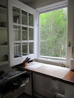 Dutch Door...such A Lovely Thing For A Kitchen Via Souled