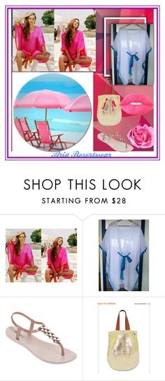 """""""Aria resortwear.set 16"""" by sajra-de ❤ liked on Polyvore featuring IPANEMA and Lime Crime"""