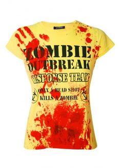 DARKSIDE CLOTHING ZOMBIE RESPONSE TEAM T-SHIRT CODE: DAR292 $25.79 (Delivery from $13.65)