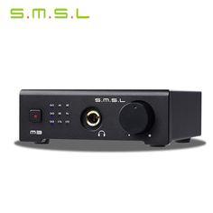 2016 NEW SMSL M3 HIF 2.0 24bit/192kHz DAC USB / optical / coaxial / Decoder Headphone audio amplifier | #HeadphonesAmplifier