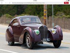 Bugatti Type 51 Dubos Coupé High Resolution Image of Mercedes 500, Bugatti Type 57, Concours D Elegance, Vintage Motorcycles, Antique Cars, Automobile, Vehicles, Streamline Moderne, Pebble Beach